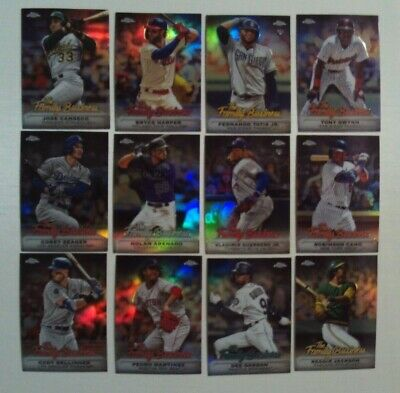 2019 Topps Chrome Update The Family Business You Pick from Drop List 3
