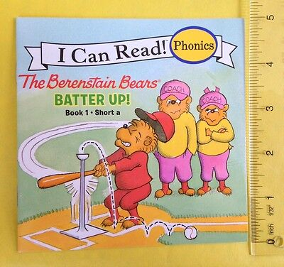 Berenstain Bears Phonics Fun Childrens Books Learn to Read I Can Read Lot 12 2