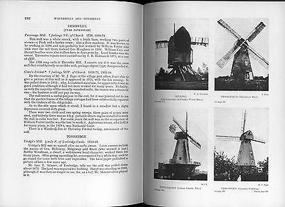 Watermills and Windmills Mühlengeschichte Mühlen Müller Windmühlen W. C. Finch 12