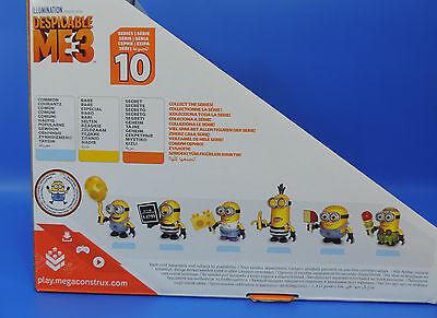 Mega Construx Minions /  Serie 10 Auswahl an Figuren