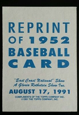 Mickey Mantle New York Yankees 1952 Topps Rookie Baseball Card Must See