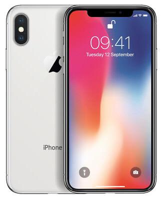 Apple Iphone X 64Gb 256Gb Spacegrau, Silber - Ohne Simlock - Wie Neu - Wow 3