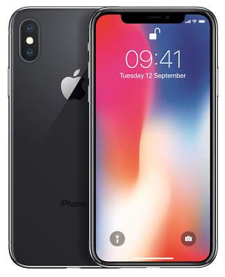 Apple iPhone X 256GB - Ohne Vertrag - Ohne Simlock - Smartphone - DE Fachhändler 2