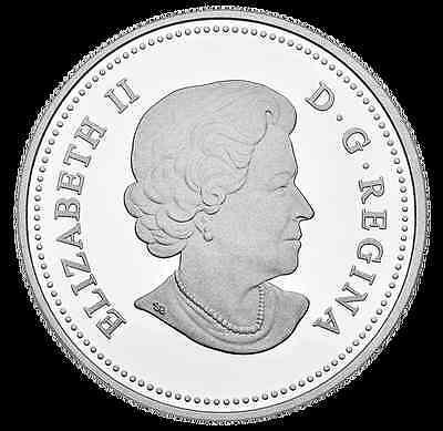 2016 Canada 1 oz Fine Silver Coin, Venetian Murano Glass, Angel, No SaleTax 4