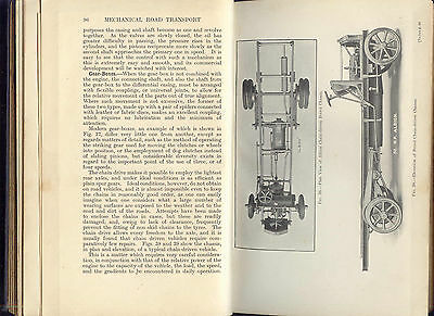 Mechanical Road Transport by Charles Guthrie Conradi