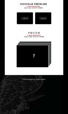 (G) I-DLE I TRUST 3rd Mini Album CD+POSTER+2 Photo Book+M.Poster+2 Card+PreOrder 7