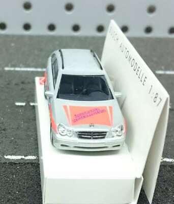 """Busch Mercedes-Benz C-Klasse /""""Biekra Rettungsdienste/"""" 1:87 H0 49167"""