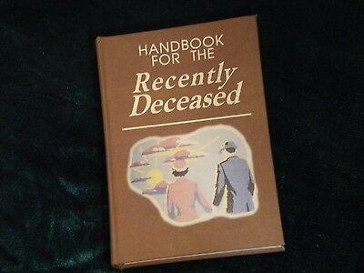 Handbook for the Recently Deceased BEETLEJUICE - Movie Prop Alec Baldwin cosplay 5