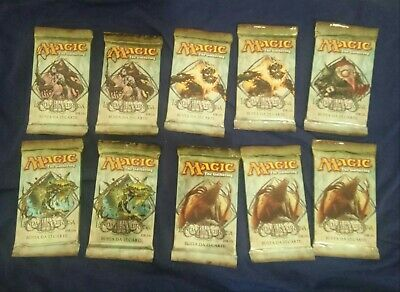 43x mixed mtg booster pack italian (factory sealed) 3