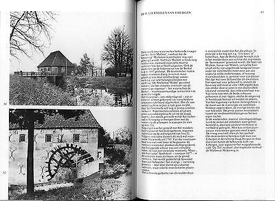 Watermolens tussen Vecht en Oude IJssel  Wassermühlen Müller Mühlen 6