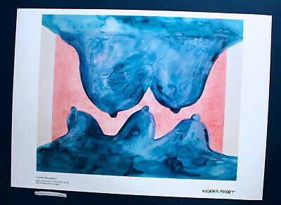 Beautiful Blue Is Louise Bourgeois 2018 Gallery Poster 4