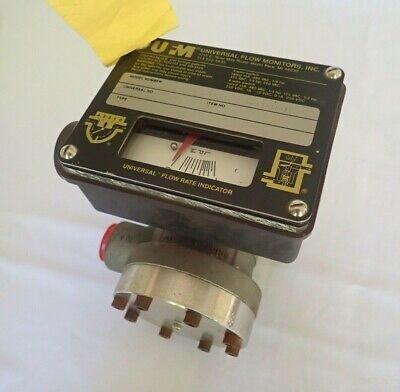 Universal 93871 Flow Monitor -70 Ltrs / Minute Lh-Zzmzb70Lm-6L-220C 9-A1Xu-Tg 4