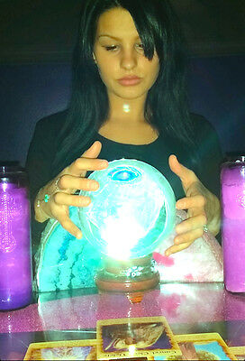 Amanda Psychic Reading 1 Questions Tarot+Meditation Love Health Career Energy 2
