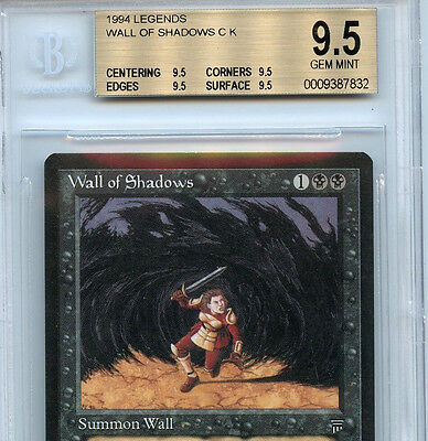 4RCards Wall of Shadows Mint//Near Mint Buy 1 RG