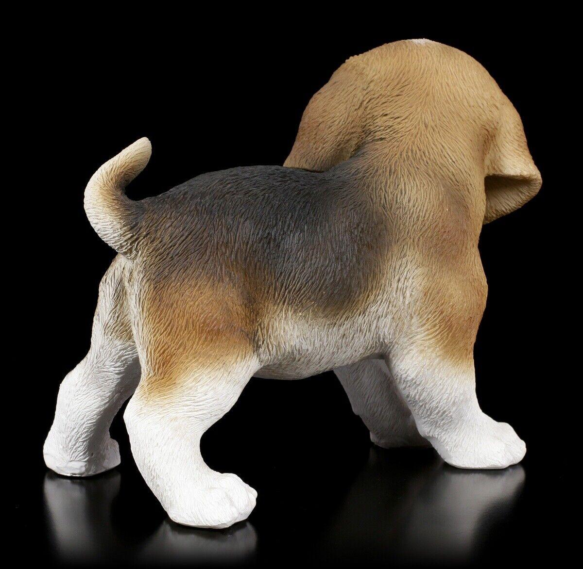 Esschert Garten Figur Chihuahua Welpe Puppy  2 Modelle Frost+UV-Fest 37000404