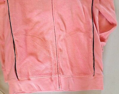Girls Juicy Couture Towelling Varsity Crop Tracksuit Age 14 Rrp£175 Now£40.50 5