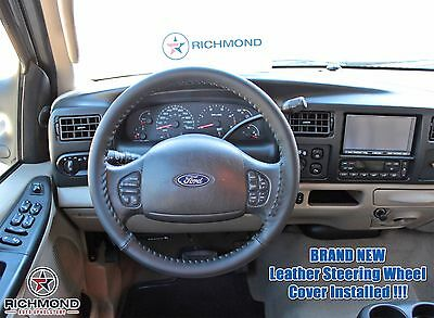 2001 2002 Ford F150 Harley Davidson Leather Wrap Steering Wheel