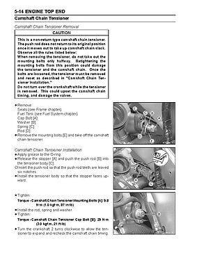 2004 kawasaki zx6r service manual