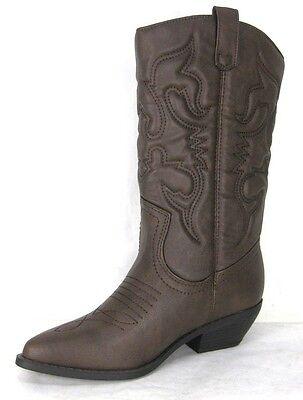 543deb4e905 WOMEN'S WESTERN POINTY Toe Rodeo Cowgirl Cowboy Boots, Soda Reno