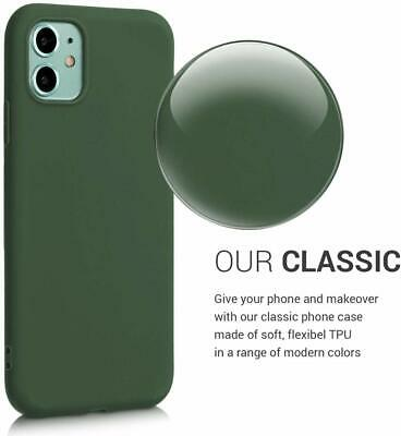 Cover Custodia Per Apple Iphone 11 11 Pro Max  Xr Xs + Pellicola Vetro Temperato 4