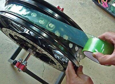 BONNEVILLE T120 Spoke Wheel Tubeless Kit Rear Rim 17×4.25 MT OUTEX