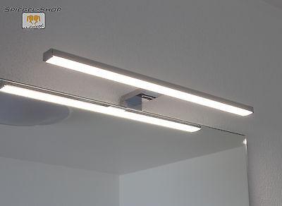 ARNOTA LED Leucht Lampe Beleuchteter Bad Spiegel Mit Steilfacette ...
