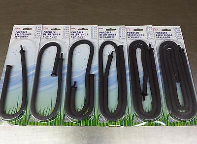3x Luftvorhang 120cm Luftausströmer Ausströmer für Teichbelüfter Sauerstoffpumpe 2
