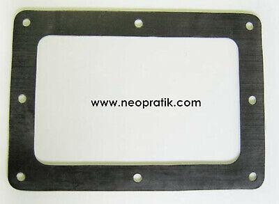Plaque caoutchouc NITRILE pour réalisation de joint (résiste aux hydrocarbures) 4