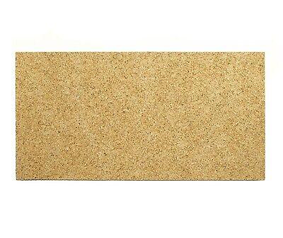 Natural Cork Tile Panel Background Wall 3D ReptileTerrarium Vivarium 60x30 cm 2 • EUR 14,18