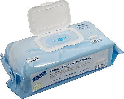 1x Clean Wipes Tragetasche Feuchttücher Tasche Kosmetiktasche Container FT