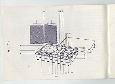 Sanyo - Gtx 4513Um  -  Operating Instructions   ( Original Book ) 2