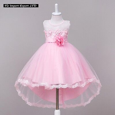 ... Vestito Bambina Abito Cerimonia Feste Elegante Girl Party Princess Dress  CDR058 5 6470b4ad224