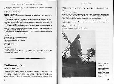 Norfolk Corn Windmills & other industrial Windmills Mühlengeschichte Mühlen 7