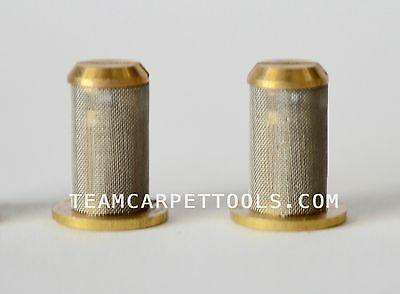 T-Jet /& Strainer Replacement for Low Profile Carpet Cleaning Wands Nozzle 11004