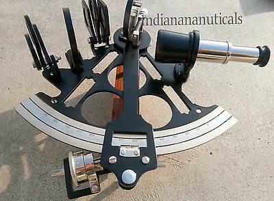Antique Sextant~Astronomical Ship Instrument~Navegational Sextant~Marine Gifts 4