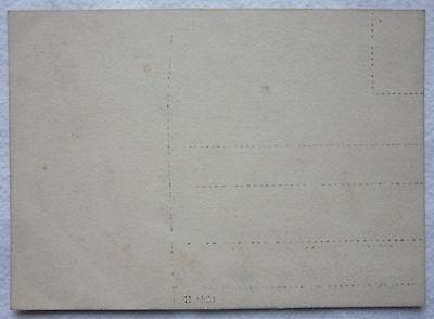"""1 KLEINFOTO 10 x 7 cm """"Freistehendes Einfamilien Wohnhaus"""" WS 1919/20 JUGENDSTIL"""