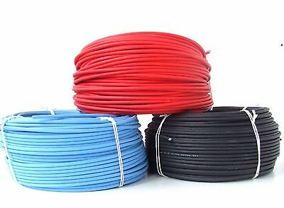 Paar Kabel für Solarpanel Kabel Male /& Female MC4 Connectors Rot Schwarz FBB CBL