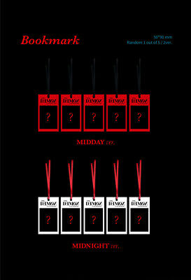 DAY6 BOOK OF US:THE DEMON 6th Mini Album CD+POSTER+Photo Book+Card+etc+Pre-Order 8