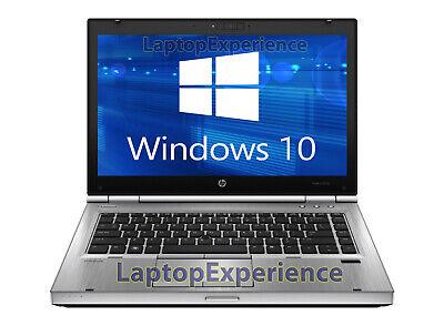 HP LAPTOP ELITEBOOK INTEL i5 16GB 1TB 512GB SSD HD DVD WINDOWS 10 WiFi NOTEBOOK 4