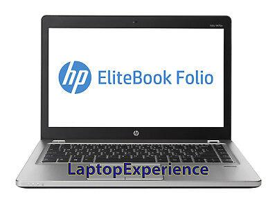 HP LAPTOP 9470m ELITEBOOK FOLIO WINDOWS 10 PRO WIN i5 WEBCAM WiFi 8GB 128GB SSD 5
