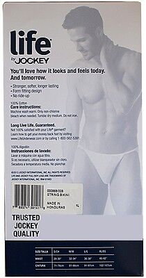 b9feee594 ... 5 PACK SMALL LIFE JOCKEY MEN S STRING BIKINI BRIEF UNDERWEAR