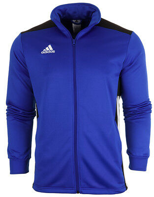 Details about Adidas Mens Regista 18 PES Tracksuit Football Training Top Jacket Full Zip Cool