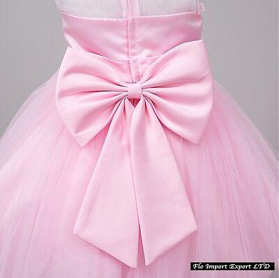 ... Vestito Bambina Abito Cerimonia Feste Elegante Girl Party Princess Dress  CDR058 8 81216971e0a