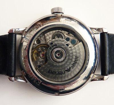 MONTRE HOMME EMPORIO ARMANI Meccanico automatique watch - EUR 279,00 ... 69abccdd283