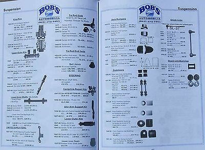 1942 46 47 48 BUICK NEW TAILIGHT LENS PAIR WITH GASKETS  + OUR PARTS CATALOG