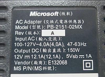 microsoft xbox 360 150w power supply brick hd component cable rh picclick com