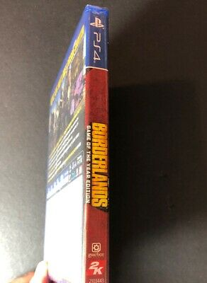 Borderlands [ Game of the Year Edition ] (PS4) NEW 3