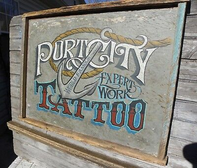 Tattoo Shop Policy Print  art decor print vintage  style ink flash  poster 10