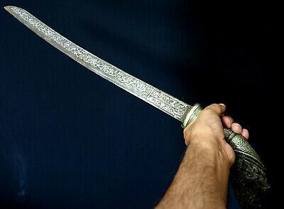 Antique islamic Filipino Visayan Philippines Tenegre Sword Dagger Knife 18/19th 9