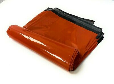 Grey Mailing Bags Plastic Mail Post Postage Polythene Strong Self Seal 4